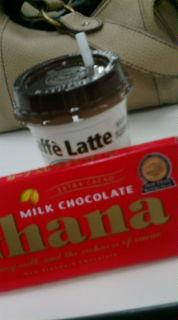 チョコレートの魔法